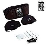Abdo ENRG Blast - Ceinture électrostimulation électrostimulateur brassards