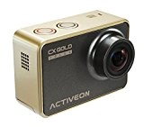 "ACTIVEON ""CX Doré Plus"" Action Camera - Doré"