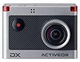 ACTIVEON DX Camescopes Caméra de Sport 1080 pixels 12 Mpix