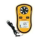 Anémomètre Digital, YH-THINKING Air portatif de poche anémomètre vent flux anémomètre vent Mini vitesse compteur 0,8-30M/S