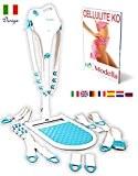 Appareil de massage à sangles haut de gamme, Variolux Plus Anticellulite.Design italien.Offre speciale!