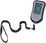 Boussole numérique avec coque & mobile station météo avec altimètre