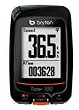 Bryton Rider 100E Compteur vélo avec GPS