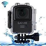 Caméras Sport SJCAM M20 HD 2K WiFi 1,5 pouces à écran LTPS Mini caméra étanche Action Sports avec 166 degrés ...