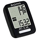 Compteur Kilométrique Sigma BC 5.16 avec Câble 2017