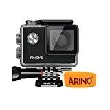 [Dernière Version] ARINO ThiEYE i60 Caméra Sport Etanche 40M WIFI Caméra d'Action Haute Définition 12MP 1080P et 152 Degré Ecran ...