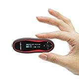 Deux-en-un lecteur MP3 étanche et radio FM 4GB étanche mini-sports MP4 Player IPX8- Écoutez votre musique tout en nageant / ...