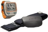 Garmin Forerunner 310XT Montre GPS Multisports - Orange/Gris