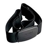 Garmin Herzfrequenz-Brustgurt - Accessoire montre cardio - Premium ANT+ gris/noir 2017 Accessoire cardiofrequencemetre