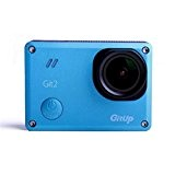 GitUp Git2Pro 2K WiFi Action Camera 1440p Novatek 96660Chipset IMX20616.0MP image sensor
