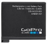 GoPro Batterie rechargeable pour HERO4