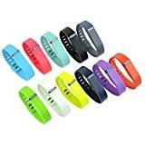 iDealhere(TM) Remplacement Accessoire Bracelet et Fermoir pour Fitbit Flex Activité Bracelet - No Tracker