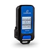 Klarfit Canmore Global Guide - Tracker GPS avec fonction podomètre étanche pour randonnée, running avec positionnement, calcul d'itinéraire, POI (boussole, ...