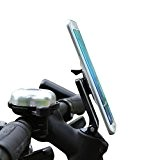 Lanktoo Bike Holder Road Bike Mount MTB iPhone 5 5S 6 Plus Samsung Galaxy HTC Stem Cap Bike Phone Holder For Cycling ...