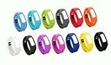 [Lot de 13] Garmin vivofit 2 Fitness Bracelet, BeneStellar Remplacement Bracelet pour Garmin vivofit 2 Fitness