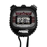 MARATHON Adanac 3000 Digital Stopwatch Timer by MARATHON