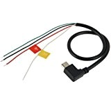 Micro USB to av Out Cable pour SJ4000/SJ5000/SJ6000 action Camera pour FPV