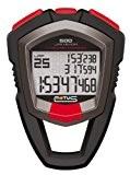 Motus Millennium MT68 Chronomètre avec mesurage des 500 temps (Lap/Split) et définition à 1/1000 de seconde Noir