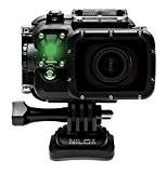 Nilox F-60 EVO (13NXAKFH00006) Camescopes Caméra de Sport 1080 pixels 16 Mpix