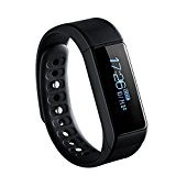OMorc Bracelet de Sport Fitness Tracker SmartWatch i5 Plus Bluetooth 4.0 Bracelet D'activité Intelligent Podomètre Santé Smart Band pour Apple ...