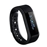 OMorc Bracelet de Sport Fitness Tracker SmartWatch i5 Plus Bluetooth 4.0 Bracelet D'activité Intelligent Podomètre Santé Smart Band pour Apple ...