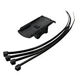 OUTERDO Support de GPS de vélo /bicyclette /moto Guidon pour GPS Garmin eTrex Dakota 10 20 30 abs+pc