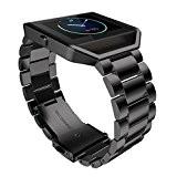 Pour Fitbit Blaze Bracelet ,Clode® Bracelet en acier inoxydable Montre-bracelet bande Pour Fitbit Blaze montre Smart Watch