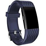 Pour Fitbit Charge 2 Bracelet ,Clode® Nouveau mode sport Silicone Bracelet bracelet Band Pour Fitbit Charge 2