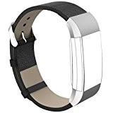Pour Fitbit charge 2 Bracelet ,Clode® Sport en cuir Bracelet bracelet Band Pour Fitbit charge 2 (bleu)