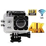 PRO Cam 4K sport WIFI Action Camera Ultra HD 16MP Caméra 30M sous-marine