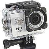 PRO Sports Action Caméra vidéo étanche HD 12MP 1080P
