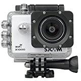 Sj X1000-Mieux que SJCAM SJ4000Caméra d'action-Sport-FULL HD, 4K, 1080p, 12MP, Objectif grand angle 170°, 5,1cm, écran LCD, imperméable, sans WiFi-Accessoires ...