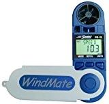 Speedtech WM100 Radar anémomètre Bleu