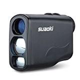 Suaoki Télémètre Golf LW 600 PRO 600m Télémètre Laser pour Golf et Chasse avec Mode d'emploi en français (PRO)