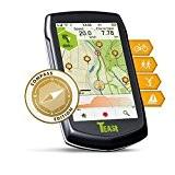 Teasi one Extend Outdoor GPS, noir, pas