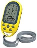Technoline EA 3050 Boussole électronique avec altimètre Jaune/gris