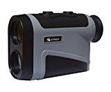Télémètre de Golf-Portée: 5-850m, compatible Bluetooth Laser Range Finder avec hauteur, angle, mesure de distance horizontale idéale pour la chasse, ...