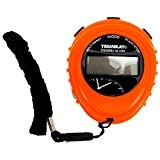 Tremblay - Chronometre 14 orange - Chronometre - Orange - Taille Unique