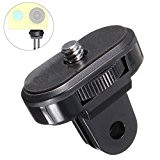 "Tripod Support adaptateur support to 1/4 ""Thread pour GoPro Xiaomi yi sony action cam camera"