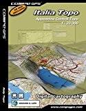 Twonav Carte Italie apennins du centre top 25 pour GPS