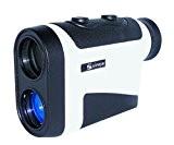 Uineye Télémètre de Golf-Portée: 4,5-777m, précision +/-0,3m, télémètre au laser avec hauteur, angle, distance horizontale - Mesures parfaites pour la ...