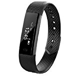 Unchained Guerrier Brave 008 (Fitbit Alta Style) Smart Fitness tracker Watch - Meilleure Qualité Wearable Smart Band pour écran tactile pour le suivi ...