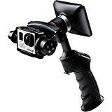 Wenpod GP1 Stabilisateur d'Image pour GoPro Hero 3/3+/4 Noir