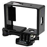 XCSOURCE® Sport Caméra cadre bordure de fixation standard housse étui de protection avec boucle mont + vis pour Xiaomi Yi ...
