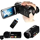 Yogogo 24MP écran tactile LCD Camcorder - caméra vidéo numérique DV 1080P Full HD H2X3
